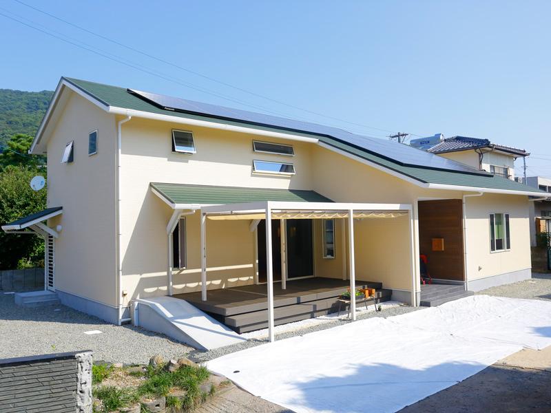 熊本市西区 城山の家 (長期優良住宅)