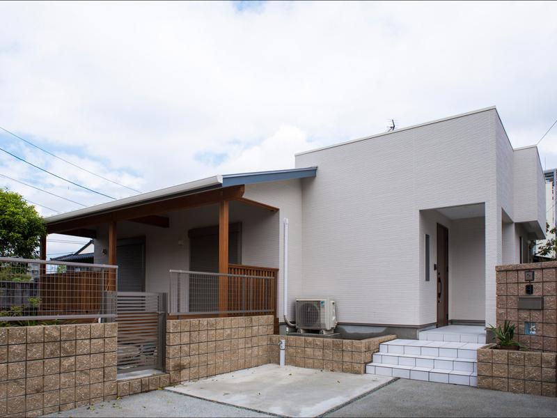 熊本市中央区八王寺の家(長期優良住宅)