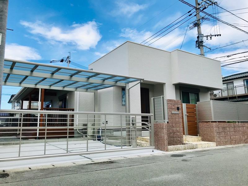 熊本市南区井手仲間の家(熊本型復興住宅)